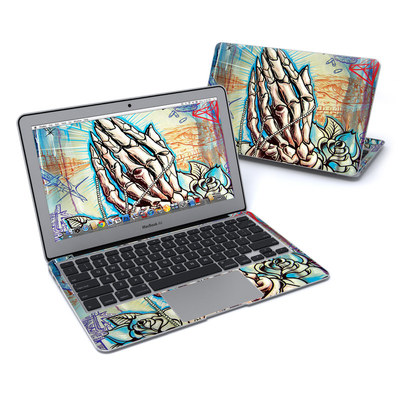 MacBook Air 11in Skin - Por Muerte