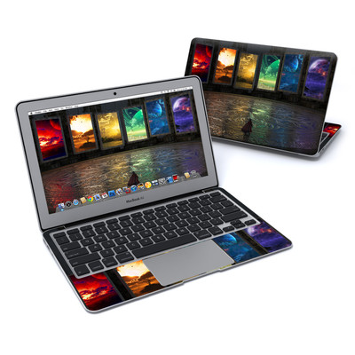 MacBook Air 11in Skin - Portals