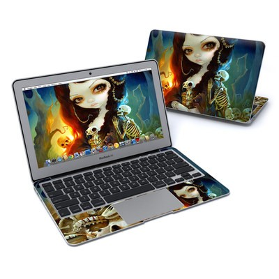 MacBook Air 11in Skin - Princess of Bones