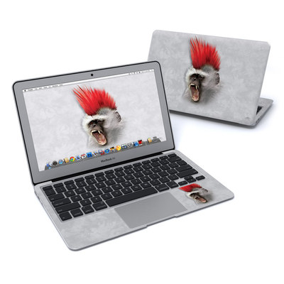 MacBook Air 11in Skin - Punky