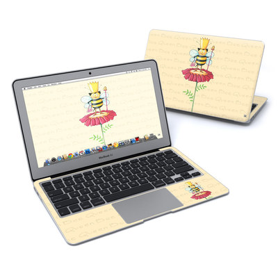 MacBook Air 11in Skin - Queen Bee