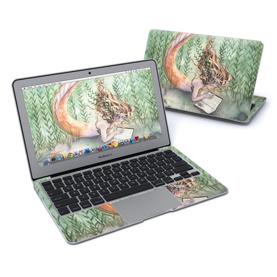 MacBook Air 11in Skin - Quiet Time