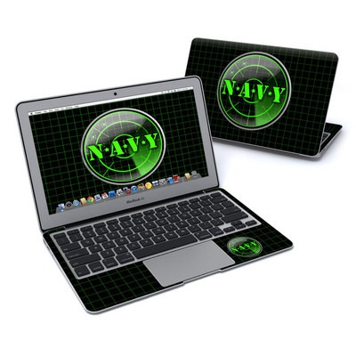 MacBook Air 11in Skin - Radar