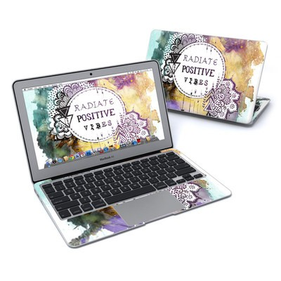 MacBook Air 11in Skin - Radiate