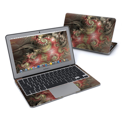 MacBook Air 11in Skin - Reaching Out