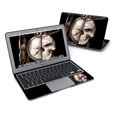 MacBook Air 11in Skin - Reapers Knock
