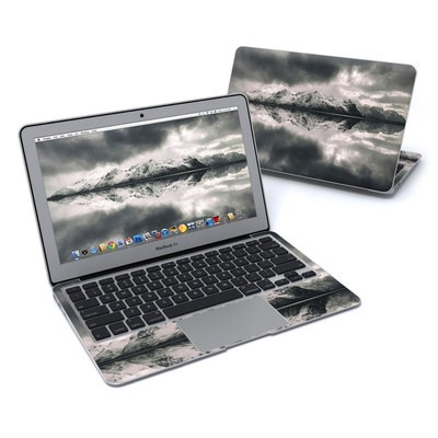 MacBook Air 11in Skin - Reflecting Islands