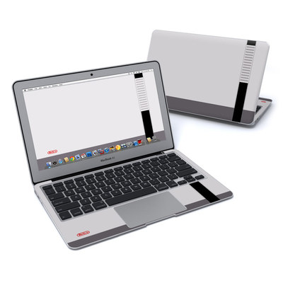 MacBook Air 11in Skin - Retro Horizontal