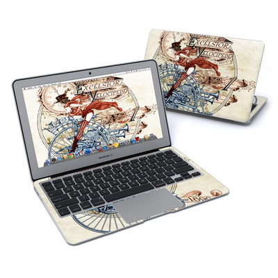 MacBook Air 11in Skin - Royal Excelsior