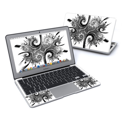 MacBook Air 11in Skin - Rorschach