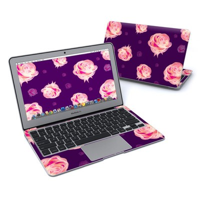MacBook Air 11in Skin - Rosette