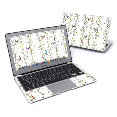 MacBook Air 11in Skin - Royal Birds