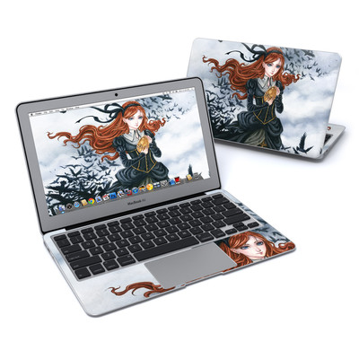 MacBook Air 11in Skin - Raven's Treasure