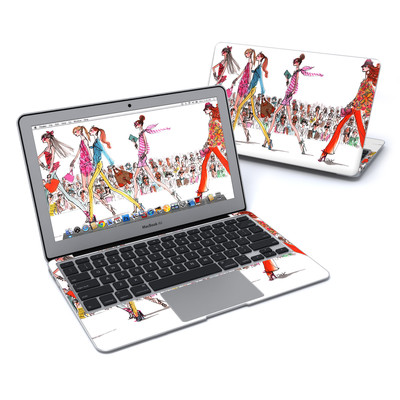 MacBook Air 11in Skin - Runway Runway
