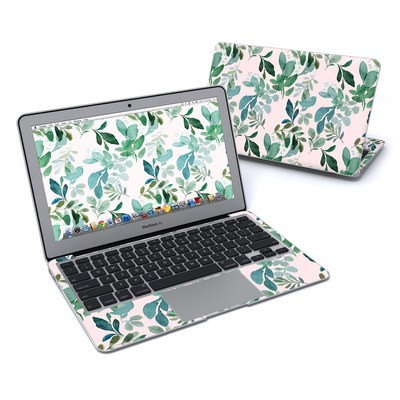MacBook Air 11in Skin - Sage Greenery