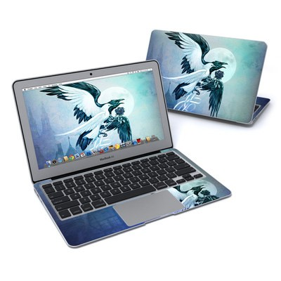 MacBook Air 11in Skin - Saint Corvus