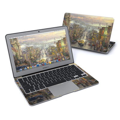 MacBook Air 11in Skin - Heart of San Francisco