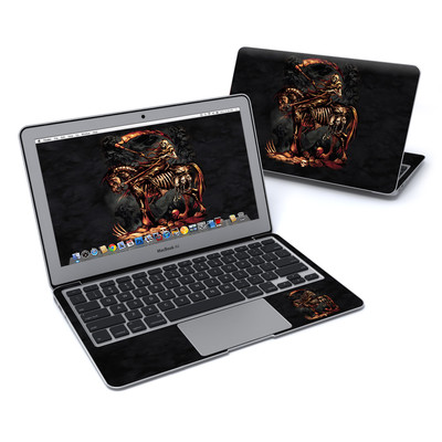MacBook Air 11in Skin - Scythe