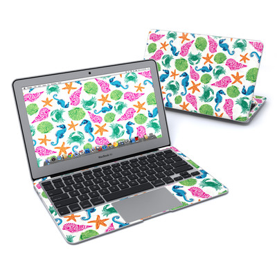 MacBook Air 11in Skin - Sea Life