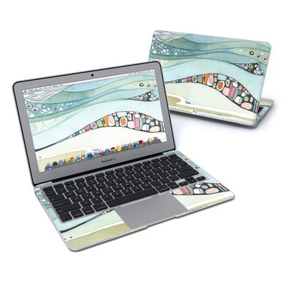 MacBook Air 11in Skin - Sea of Love