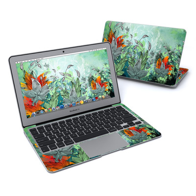 MacBook Air 11in Skin - Sea Flora