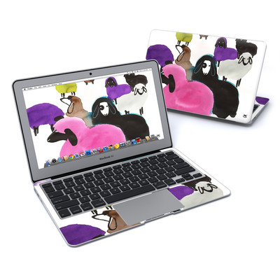 MacBook Air 11in Skin - Sheeps