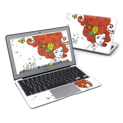 MacBook Air 11in Skin - Shine