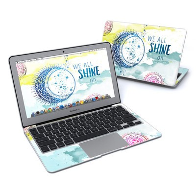 MacBook Air 11in Skin - Shine On