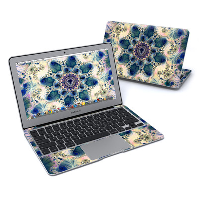MacBook Air 11in Skin - Sea Horse