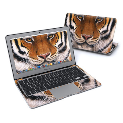 MacBook Air 11in Skin - Siberian Tiger