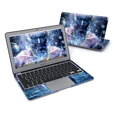 MacBook Air 11in Skin - Silence Seeker