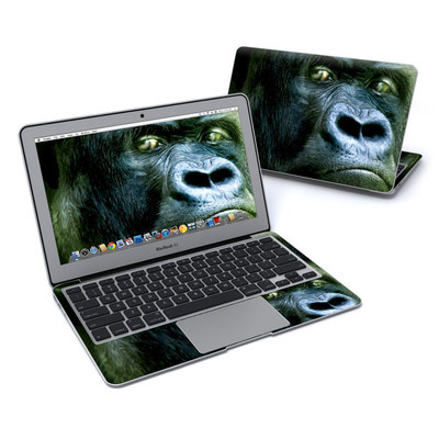 MacBook Air 11in Skin - Silverback