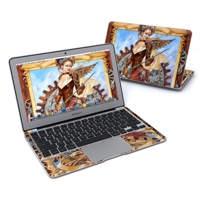 MacBook Air 11in Skin - Steam Jenny