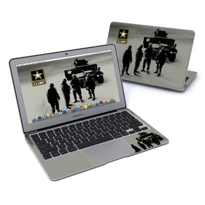 MacBook Air 11in Skin - Soldiers All
