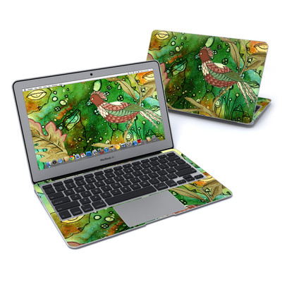 MacBook Air 11in Skin - Sing Me A Song