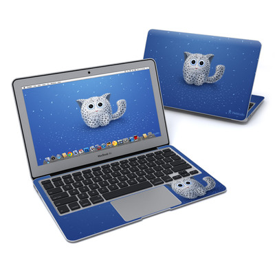 MacBook Air 11in Skin - Snow Leopard