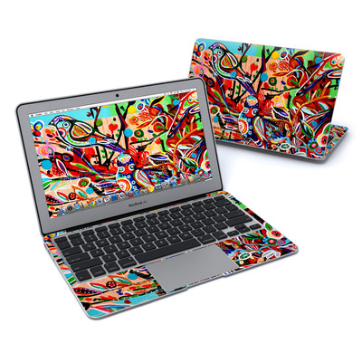 MacBook Air 11in Skin - Spring Birds