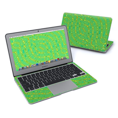 MacBook Air 11in Skin - Speckle Contours