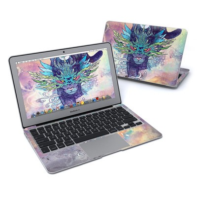 MacBook Air 11in Skin - Spectral Cat