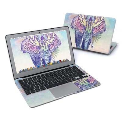 MacBook Air 11in Skin - Spirit Elephant