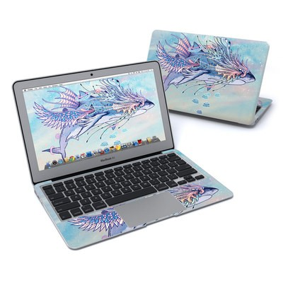 MacBook Air 11in Skin - Spirit Shark