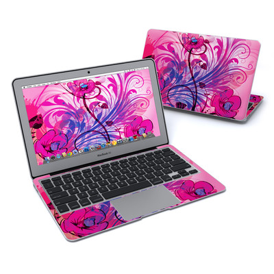 MacBook Air 11in Skin - Spring Breeze