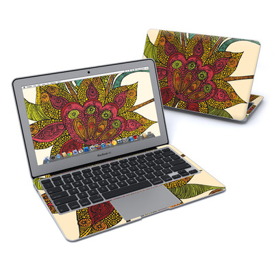 MacBook Air 11in Skin - Spring Flower