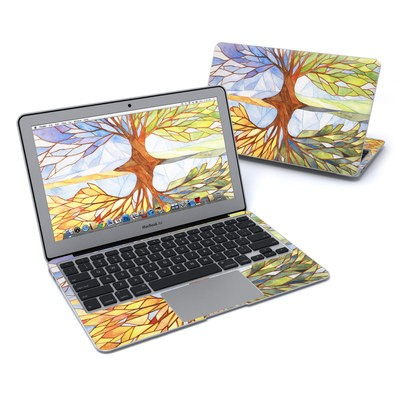 MacBook Air 11in Skin - Searching for the Season