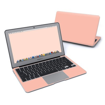 MacBook Air 11in Skin - Solid State Peach