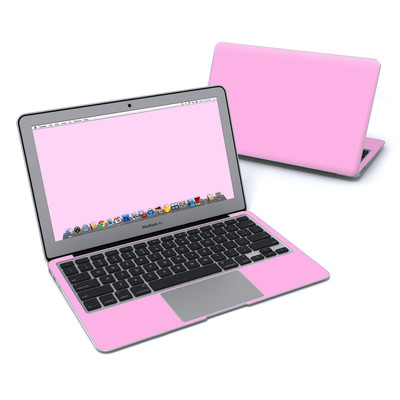 MacBook Air 11in Skin - Solid State Pink