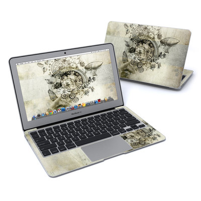 MacBook Air 11in Skin - Steamtime