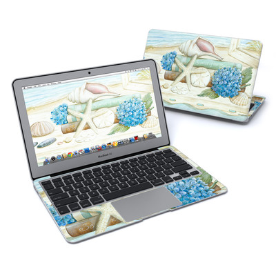 MacBook Air 11in Skin - Stories of the Sea