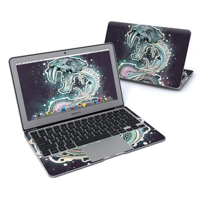 MacBook Air 11in Skin - Saber-Toothed Serpent