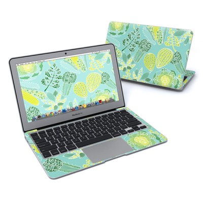 MacBook Air 11in Skin - Succulents